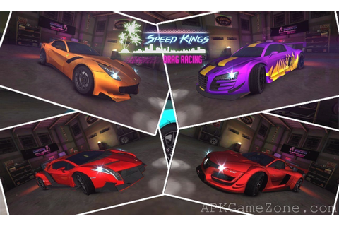 Speed Kings: Drag Racing : Dinero Mod : Descargar APK ...