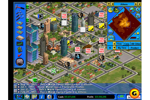 AbanDownload: Free download Capitalism II Game (Arena ...