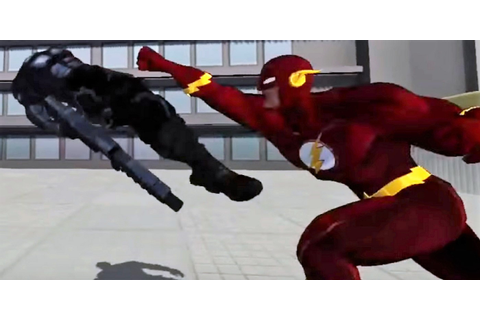 The Flash Video Game: Details of Cancelled Project Revealed
