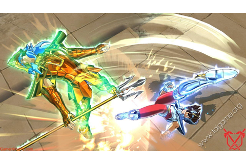 Saint Seiya: Soldiers' Soul - Download Free Full Games ...