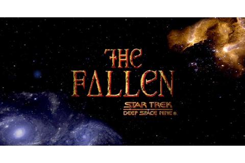 Star Trek: Deep Space Nine - The Fallen on Qwant Games