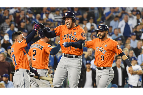 Astros beat Dodgers in Game 7 to win 2017 World Series ...