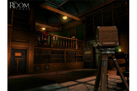 The Room 3 New Screenshots Showcase New Location | Touch ...