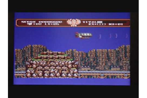 Empire of Steel - Sega Megadrive - YouTube