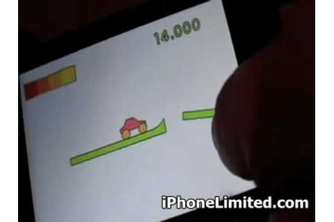 Jelly Car game iPod Touch AppStore - YouTube