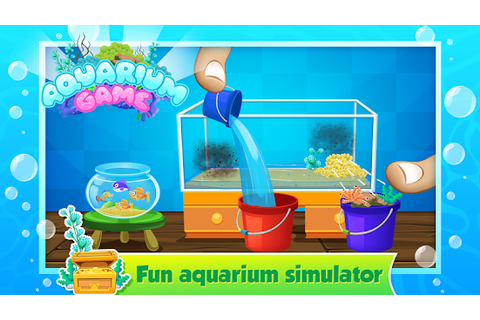 My Fish Tank Aquarium Games APK 1.1 - Free Casual Apps for ...