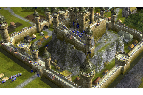 Stronghold Legends: Steam Edition Full Download - Free PC ...