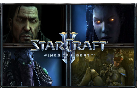 The Center Download Game: Starcraft 2 Wings Of Liberty Game