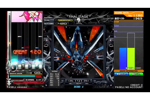 beatmania IIDX 15 DJ TROOPERS - ICARUS [SPA] - YouTube