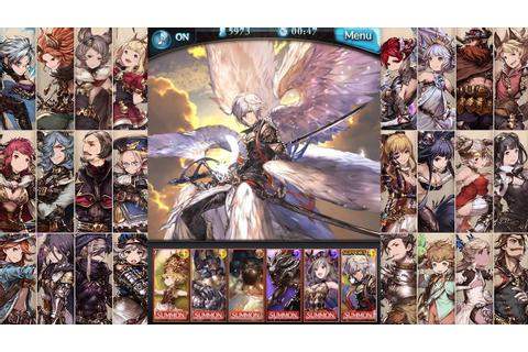 Granblue Fantasy Event The World 6500 Player Raid Boss ...