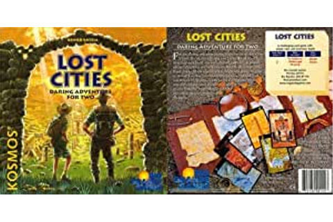 Amazon.com: Lost Cities: Toys & Games