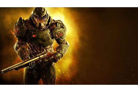 Download Doom Game HD HD 4k Wallpapers In 2048x1152 Screen ...