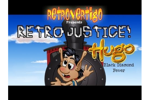 Retro Justice!: WORST GAMES EVER! Hugo - Black Diamond ...