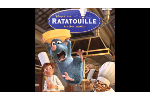Ratatouille The Video Game Music - End Credits - YouTube