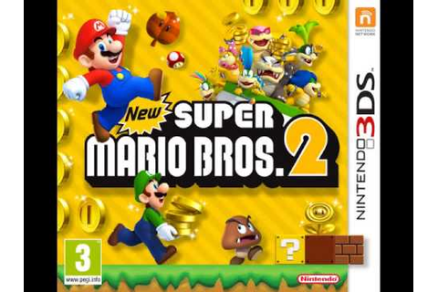 New Super Mario Bros 2 (3DS) - Overworld Theme - 10 Hours ...