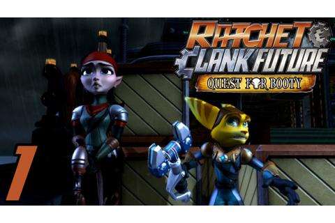 Let's Play Ratchet & Clank Quest for Booty [German][#1 ...