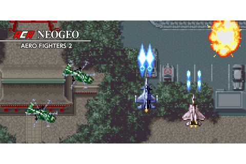 ACA NEOGEO AERO FIGHTERS 2 | Nintendo Switch download ...