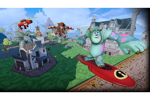 Disney Infinity - Wiki Guide | Gamewise