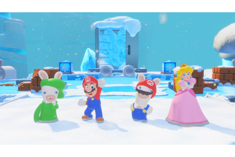 Test de Mario + The Lapins Crétins: Kingdom Battle ...