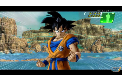 Dragon Ball Z for Kinect - Review - YouTube