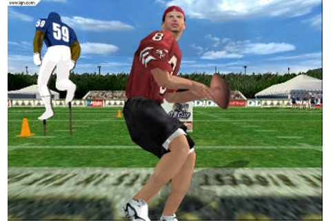 NFL QB Club 2002 - PlayStation 2 - IGN