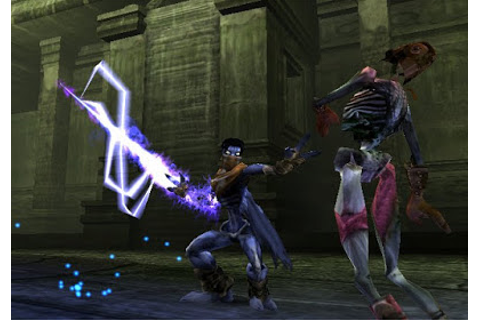 Legacy Of Kain Soul Reaver Game - Hellopcgames