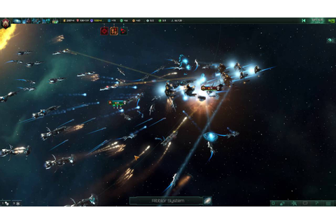 Stellaris - Space Combat - YouTube