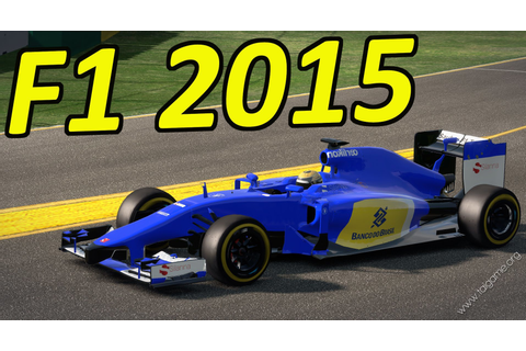 F1 2015 - Download Free Full Games | Racing games