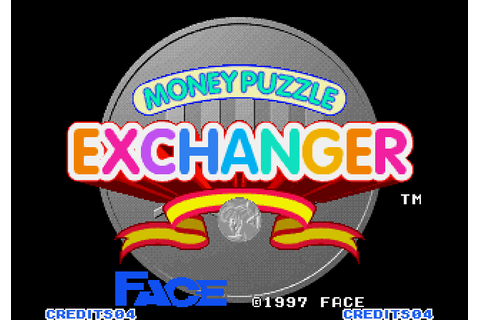 Money Puzzle Exchanger (1997) Neo-Geo game