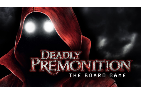 Deadly Premonition: The Board Game Review - Putting The F ...