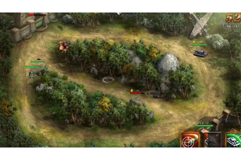 Clash of Ace - War theme real-time strategy mobile games ...