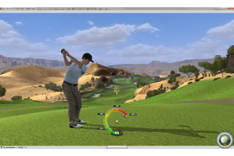 Tiger Woods Internet Golf Game: Software Free Download ...