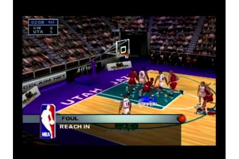 NBA Jam 99 N64 - YouTube
