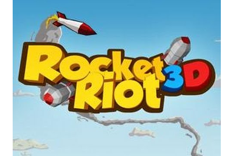 Rocket Riot 3D : XBOX Arcade On Windows 8 - YouTube