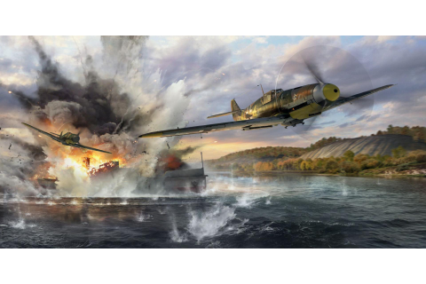 IL-2 Sturmovik, Battle of Stalingrad, Battle of Moscow, 1C ...