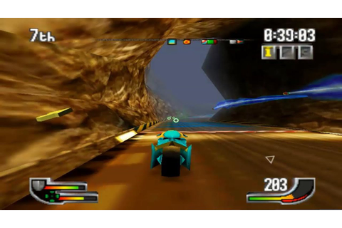 Extreme-G (Nintendo 64 Gameplay) - YouTube