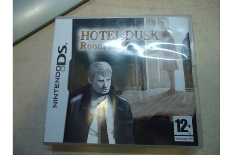 Hotel Dusk: Room 215 (Nintendo DS, 2007) for sale online ...