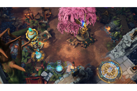 Torchlight 3 Has Personal Forts for Players to Decorate