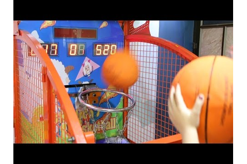 Basketball Challenge Indoor Basketball Game for Kids Part ...