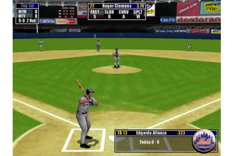 Triple Play Baseball Screenshots for Windows - MobyGames