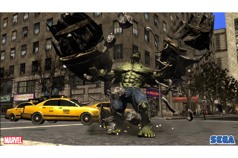 Repack & Rip Games : Incredible Hulk - [230 MB] 100% working