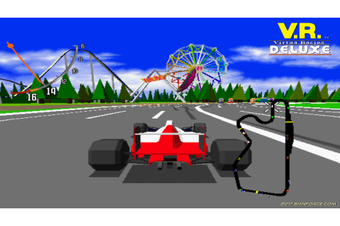 Japan: SEGA AGES Virtua Racer Will Release On April 25th ...