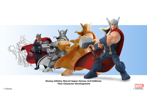 Disney and Marvel talk about Disney Infinity 2.0, toy ...