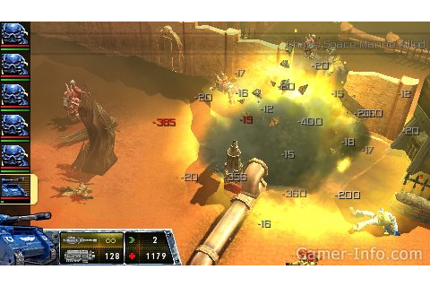 Warhammer 40000: Squad Command (2007 video game)
