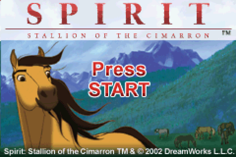 Spirit: Stallion of the Cimarron Download Game | GameFabrique