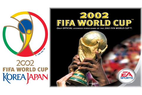 Fifa world cup 2002 Korean gameplay ea xbox ps2 gamecube ...