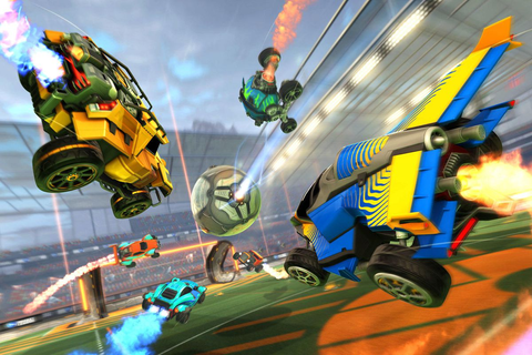 Epic buys Rocket League developer Psyonix, strongly hints ...