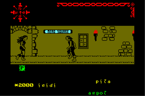 Download Dun Darach (Amstrad CPC) - My Abandonware