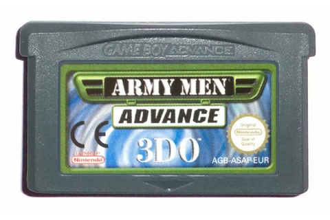 Buy Army Men Advance Game Boy Advance Australia