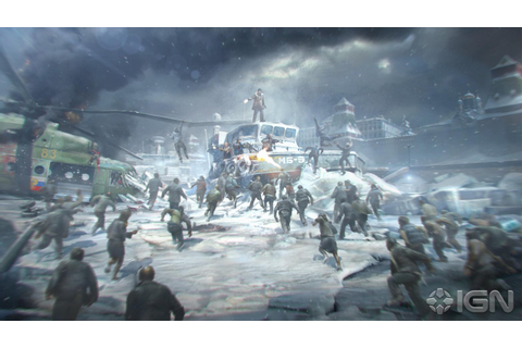 World War Z Game: First Look at the Playable Classes – IGN ...